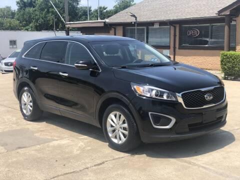 2016 Kia Sorento for sale at Safeen Motors in Garland TX