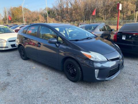 2012 Toyota Prius for sale at Super Wheels-N-Deals in Memphis TN