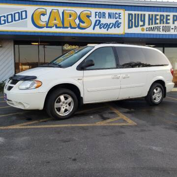 2006 Dodge Grand Caravan for sale at Good Cars 4 Nice People in Omaha NE