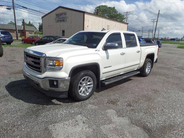 2015 GMC Sierra 1500 for sale at Terrys Auto Sales in Somerset PA