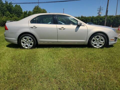 2010 Ford Fusion for sale at CAPITOL AUTO SALES LLC in Baton Rouge LA