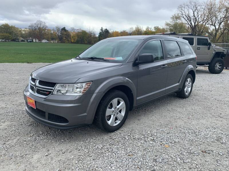 2013 Dodge Journey for sale at Ultimate Auto Sales in Crown Point IN