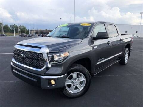 2020 Toyota Tundra for sale at White's Honda Toyota of Lima in Lima OH