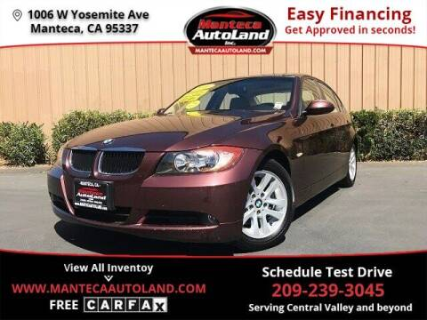 2006 BMW 3 Series for sale at Manteca Auto Land in Manteca CA