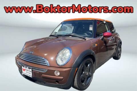 2004 MINI Cooper for sale at Boktor Motors in North Hollywood CA