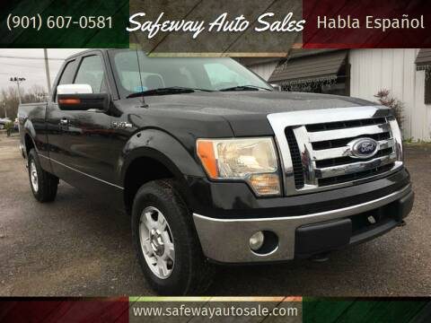 2010 Ford F-150 for sale at Safeway Auto Sales in Horn Lake MS