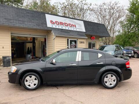 2010 Dodge Avenger for sale at Gordon Auto Sales LLC in Sioux City IA