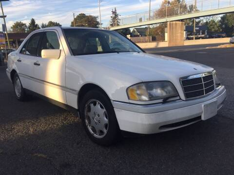 1994 Mercedes-Benz C-Class for sale at MFT Auction in Lodi NJ