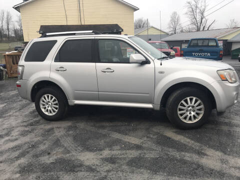 2009 Mercury Mariner for sale at PENWAY AUTOMOTIVE in Chambersburg PA