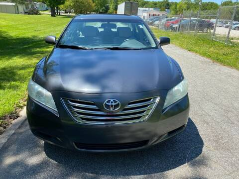 2009 Toyota Camry Hybrid for sale at Speed Auto Mall in Greensboro NC