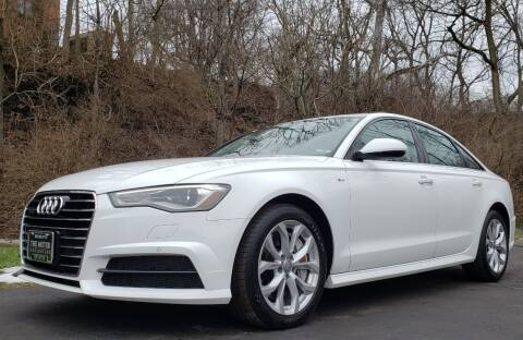 2017 Audi A6 for sale at The Motor Collection in Columbus OH