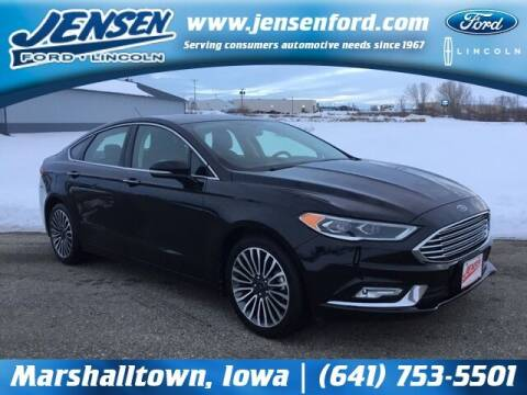 2018 Ford Fusion for sale at JENSEN FORD LINCOLN MERCURY in Marshalltown IA