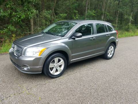 2012 Dodge Caliber for sale at J & J Auto Brokers in Slidell LA
