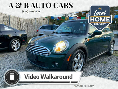 2008 MINI Cooper Clubman for sale at A & B Auto Cars in Newark NJ