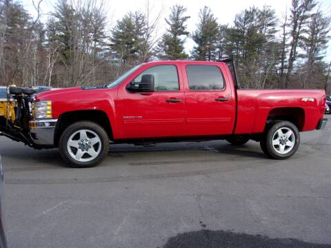2011 Chevrolet Silverado 2500HD for sale at Mark's Discount Truck & Auto Sales in Londonderry NH