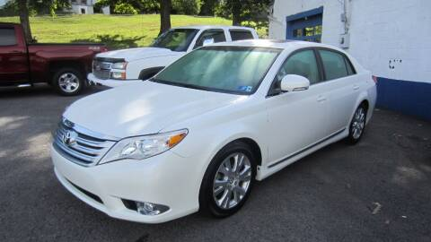 2011 Toyota Avalon for sale at Auto Outlet of Morgantown in Morgantown WV