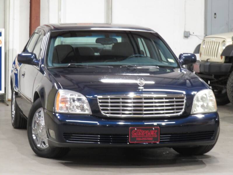 2003 Cadillac DeVille for sale at CarPlex in Manassas VA