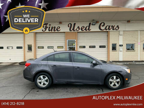 2011 Chevrolet Cruze for sale at Autoplex 2 in Milwaukee WI