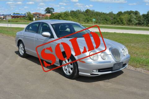 2003 Jaguar S-Type for sale at Signature Truck Center - Other in Crystal Lake IL