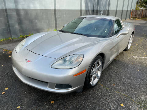 2005 Chevrolet Corvette for sale at APX Auto Brokers in Lynnwood WA