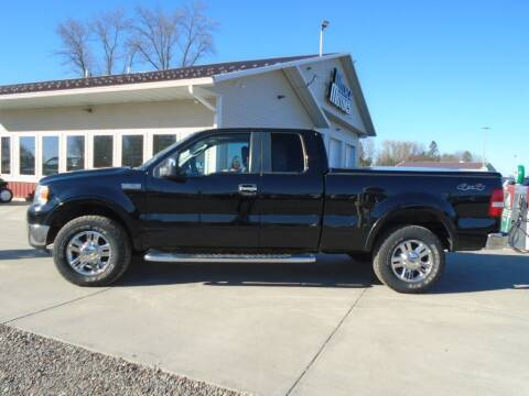 2007 Ford F-150 for sale at Milaca Motors in Milaca MN