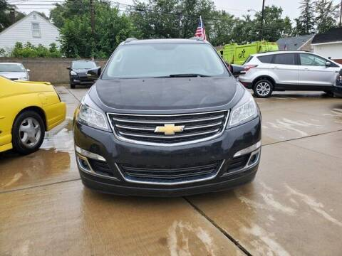 2015 Chevrolet Traverse for sale at Great Ways Auto Finance in Redford MI
