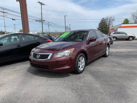 2008 Honda Accord for sale at Credit Connection Auto Sales Dover in Dover PA