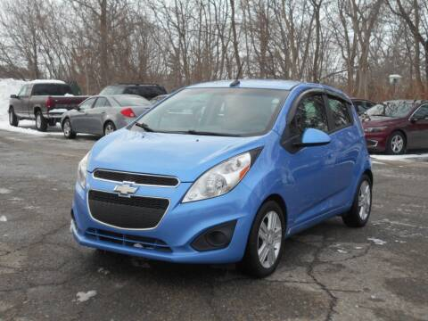2014 Chevrolet Spark for sale at MT MORRIS AUTO SALES INC in Mount Morris MI