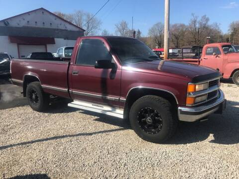 1997 Chevrolet C/K 2500 Series for sale at FIREBALL MOTORS LLC in Lowellville OH