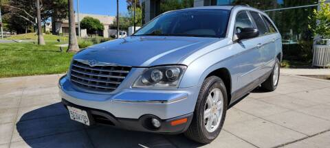 2004 Chrysler Pacifica for sale at Top Motors in San Jose CA