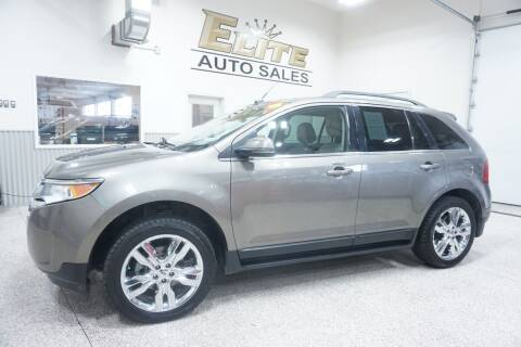 2013 Ford Edge for sale at Elite Auto Sales in Ammon ID