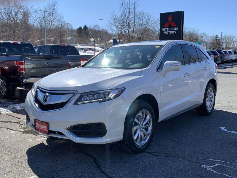 2016 Acura RDX for sale at Midstate Auto Group in Auburn MA