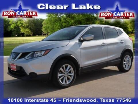 2018 Nissan Rogue Sport for sale at Ron Carter  Clear Lake Used Cars in Houston TX