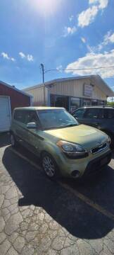 2012 Kia Soul for sale at Chicago Auto Exchange in South Chicago Heights IL