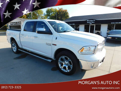 2017 RAM Ram Pickup 1500 for sale at Morgan's Auto Inc in Paoli IN
