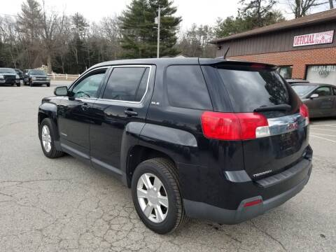 2011 GMC Terrain for sale at Official Auto Sales in Plaistow NH