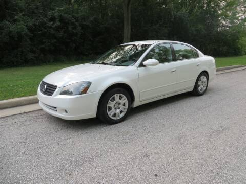 2006 Nissan Altima for sale at EZ Motorcars in West Allis WI