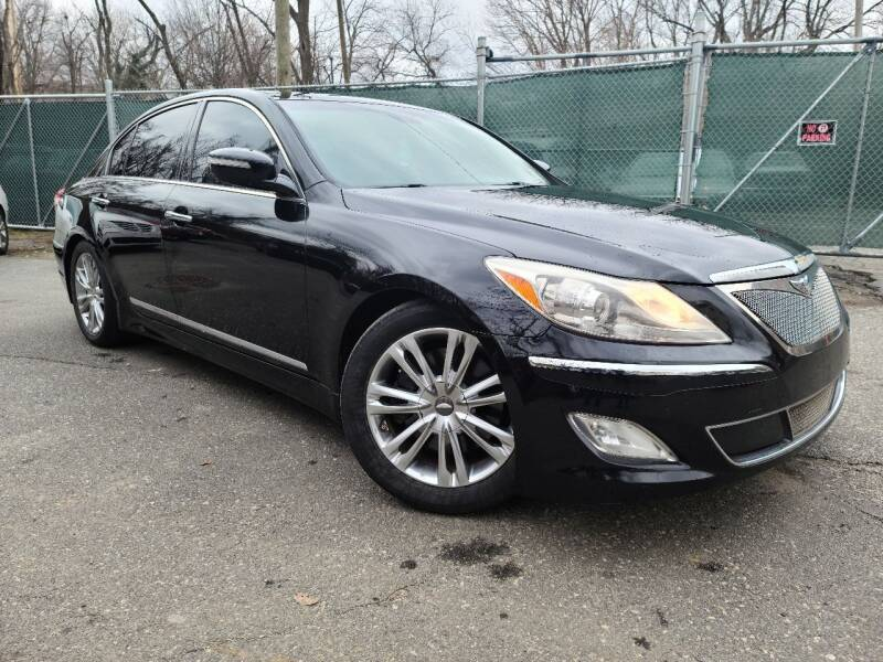 2012 Hyundai Genesis for sale at KOB Auto Sales in Hatfield PA