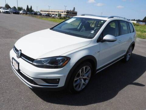 2019 Volkswagen Golf Alltrack for sale at Karmart in Burlington WA