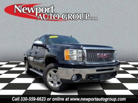 2011 GMC Sierra 1500 for sale at Newport Auto Group in Austintown OH