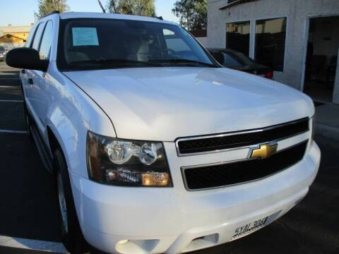 2007 Chevrolet Tahoe for sale at F & A Car Sales Inc in Ontario CA