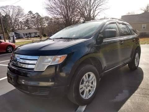 2010 Ford Edge for sale at Happy Days Auto Sales in Piedmont SC