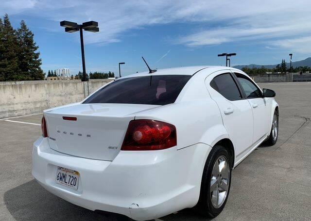 2012 Dodge Avenger SXT 4dr Sedan - Santa Clara CA