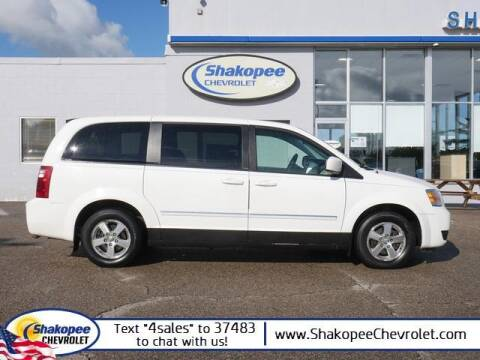 2008 Dodge Grand Caravan for sale at SHAKOPEE CHEVROLET in Shakopee MN