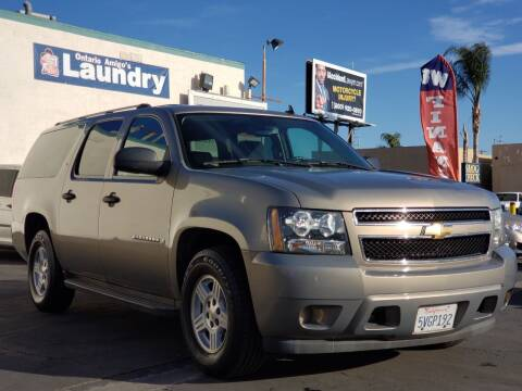 2007 Chevrolet Suburban for sale at First Shift Auto in Ontario CA
