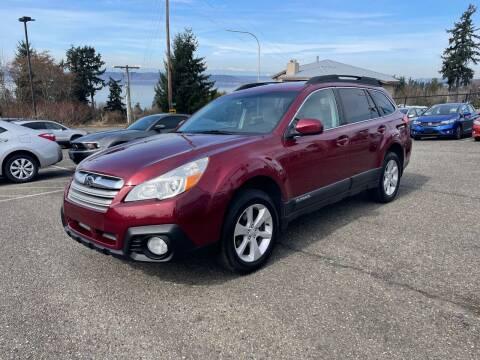 2013 Subaru Legacy for sale at KARMA AUTO SALES in Federal Way WA