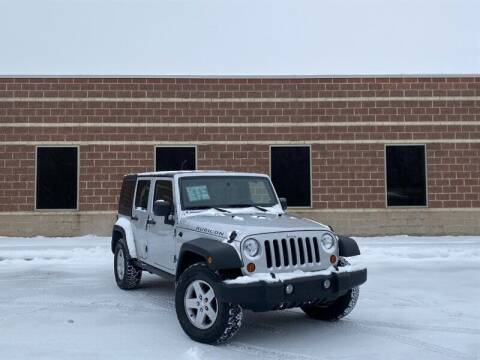 2010 Jeep Wrangler Unlimited for sale at A To Z Autosports LLC in Madison WI
