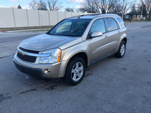 2006 Chevrolet Equinox for sale at JORDAN & K INC. in River Grove IL