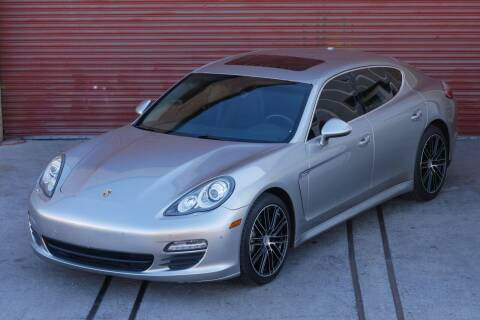 2010 Porsche Panamera for sale at Sierra Classics & Imports in Reno NV