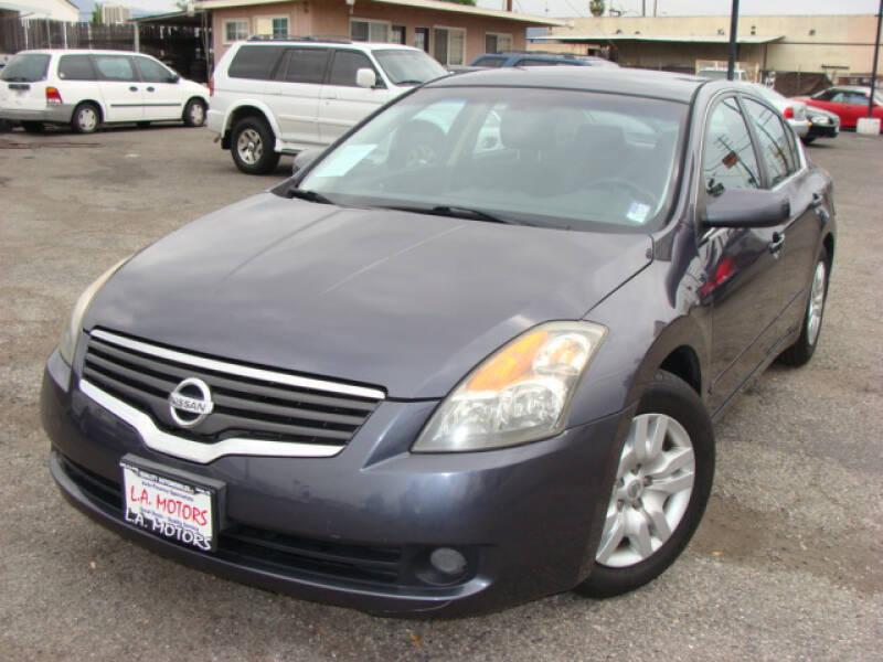 2009 Nissan Altima for sale at L.A. Motors in Azusa CA